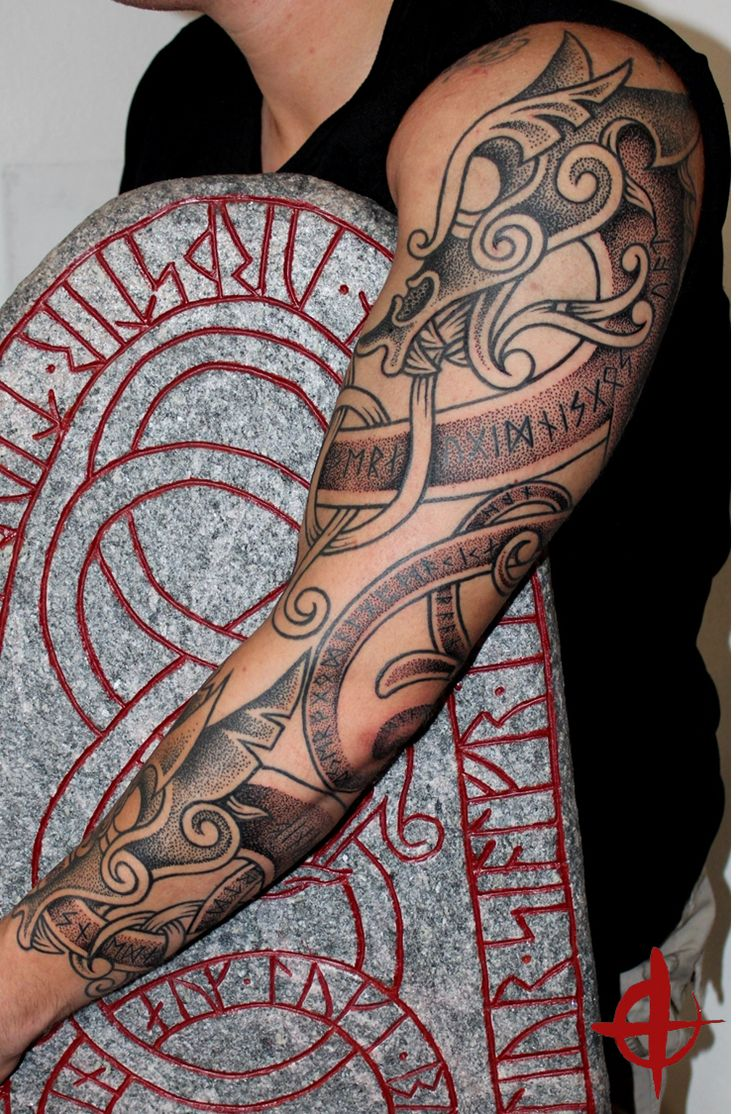 369 best images about Tattoos Celtic Norse on Pinterest ...Norse Viking Tattoo Ideas