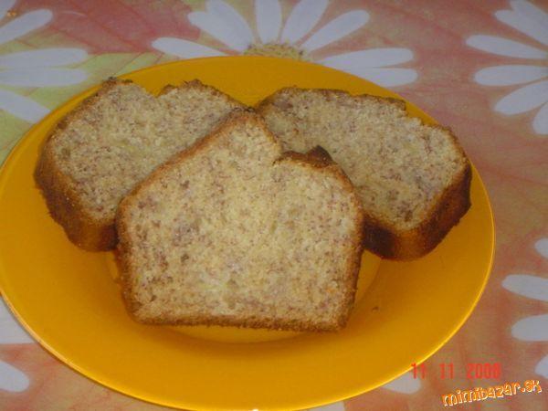 Banana Bread - banánový chlieb