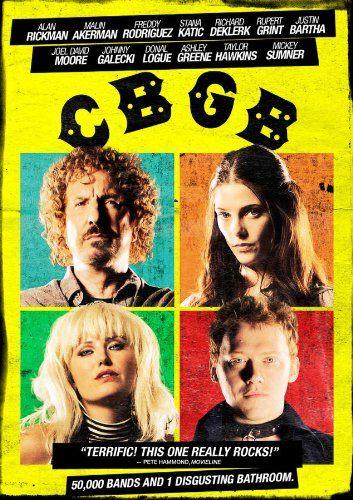 Amazon.com: CBGB: Alan Rickman, Justin Bartha, Randall Miller: Movies & TV