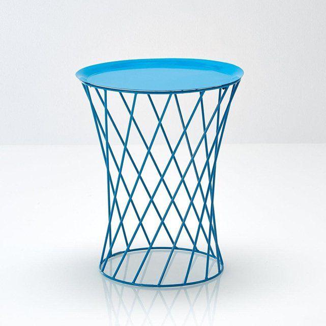 table basse m tal filaire tiau la redoute interieurs prix avis notation livraison option. Black Bedroom Furniture Sets. Home Design Ideas