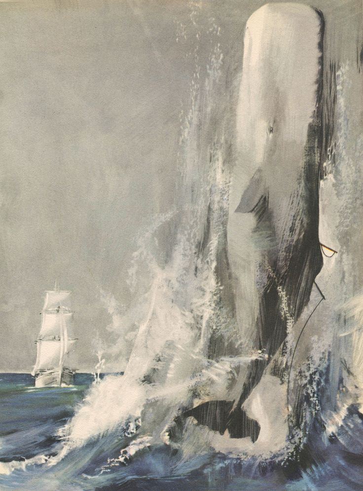 Moby Dick Chapters 2-4 Summary and Analysis