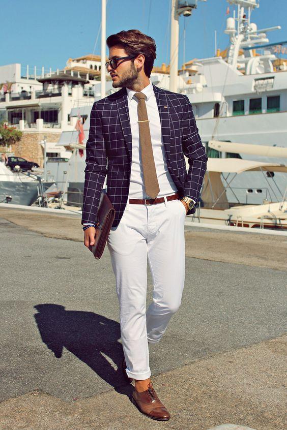 formal Blazer look