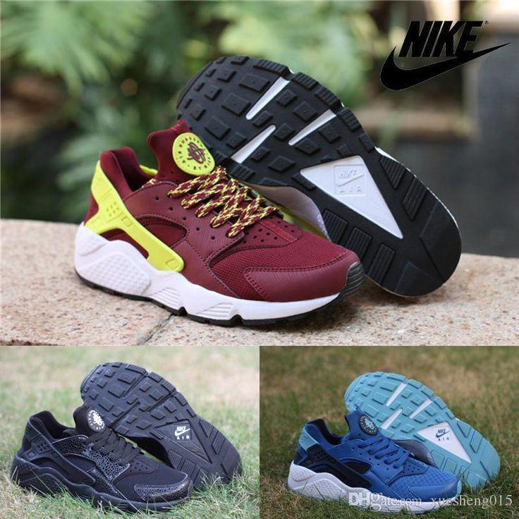 Nike Air Huarache Men'S Running Shoes Cheap Discount Fashion Walking Shoes  Outdoor Breathable Sneaker Men Sports Shoes From Xuesheng015, ...