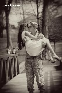 Army Love couple Hd Wallpaper : Download Army love -Hd wallpaper from Love hd images Hd wallpapers for mobile and desktop ...