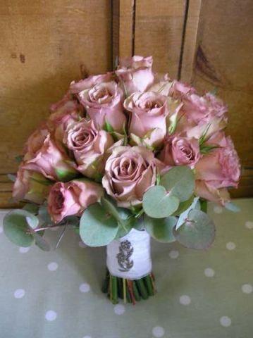 Old Dutch Rose Bouquet2