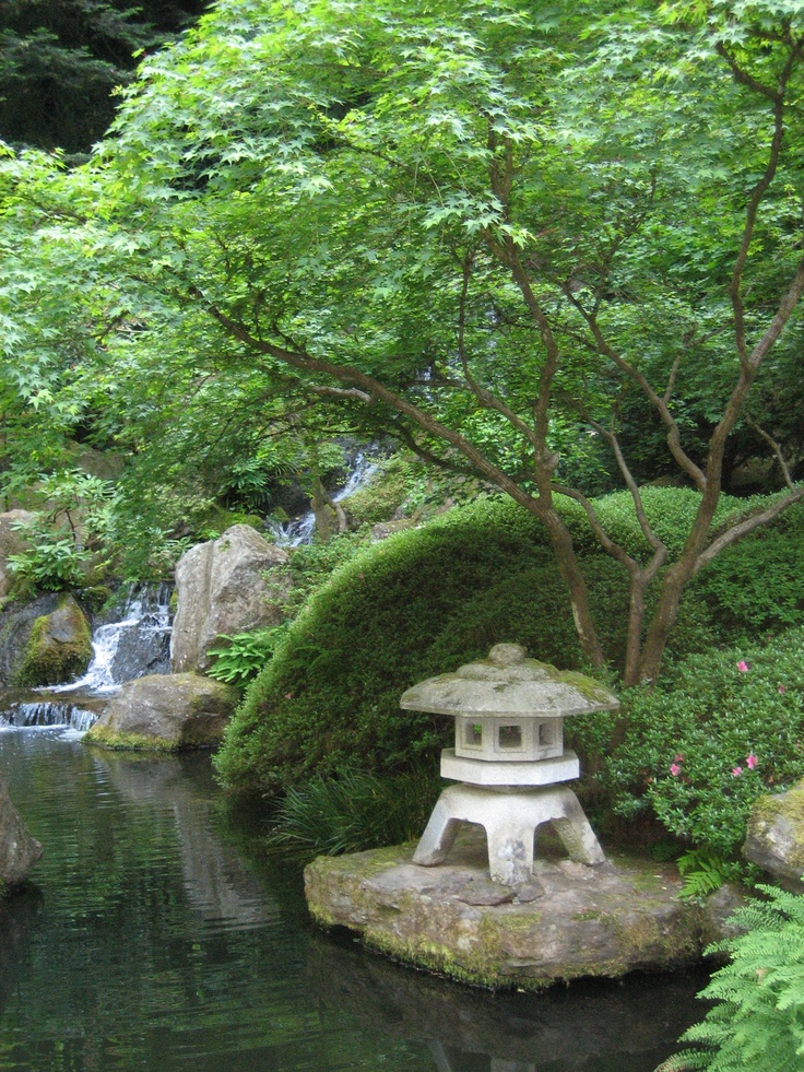 35 Best Japanese Gardens In Portland, OR Images On