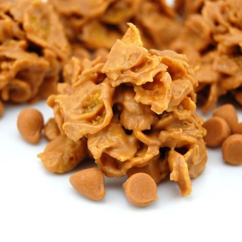 Butterscotch Drops...so delicious!!!!!  My step mom used to make these for me!: Drop Cookies, Butterscotch Drop, Peas Kitchens, Baking Butterscotch, Sweet Treats, Sweet Tooth, Peanut Butter, Corn Flakes, Butterscotchdrop