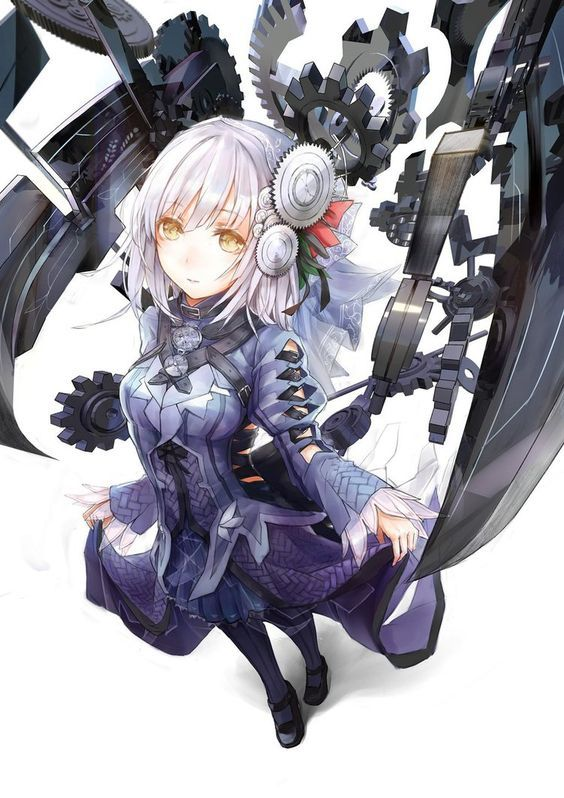 Review Anime: Clockwork Planet - JAPANIMEINDO