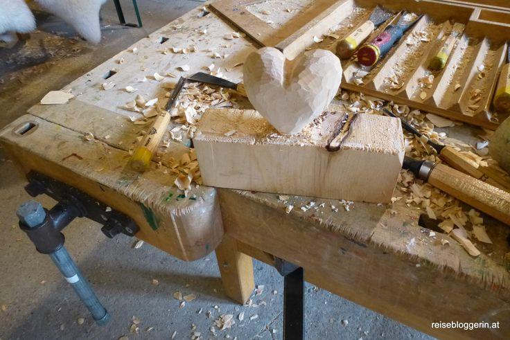 Werkstück natura.kreativ Holzbearbeitung Altenmarkt in Pongau