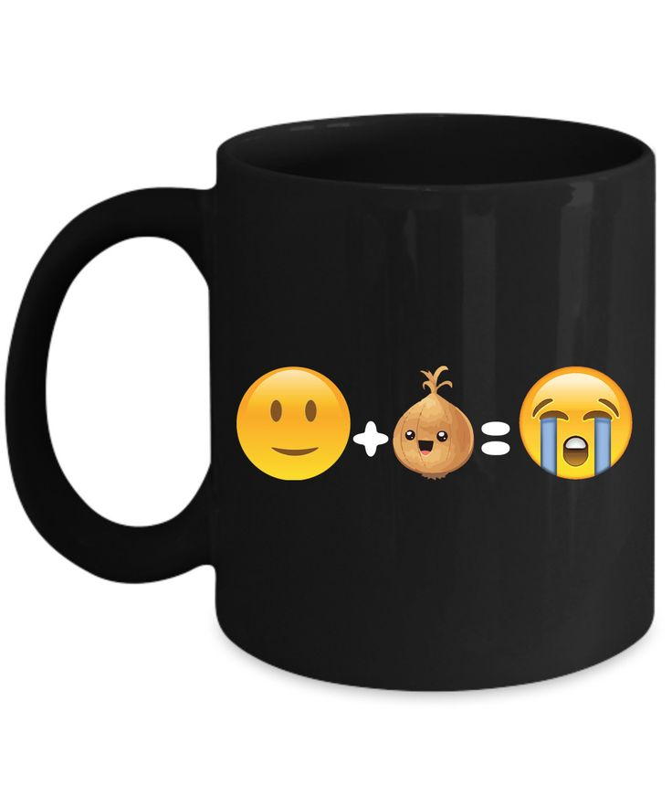 Freely express yourself and thoughts in style with emojis! Coz there's nothing more stylish than an emoji. Now you just have to use this emoji mug!