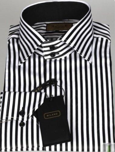 Jermyn street shirts Mens Black Stripe Slim Fit formal Paisley Shirt Jermyn street shirts, http://www.amazon.co.uk/dp/B00BECX168/ref=cm_sw_r_pi_dp_PeYArb18PJ00M