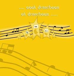Vrolijke kerstkaart met kerstster. Grappige Cartoon-kerstkaarten. Kies een mooie kerstkaart, schrijf de tekst, en met een druk op de knop, verstuur je ze allemaal! http://www.kerstkaartensturen.nl/kerstkaarten/kerst-cartoons/