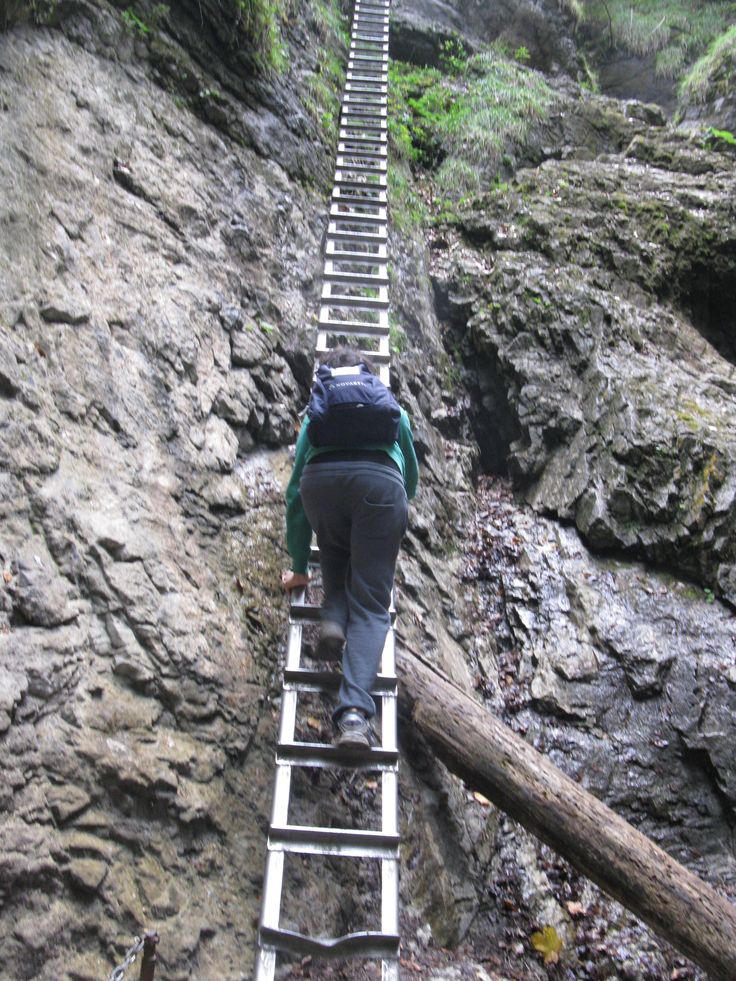Highest ladder in Sucha Bela more at http://our.travel/