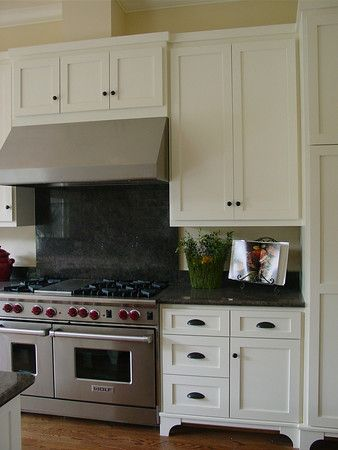 Choosing Cabinet Door Styles: Shaker and Inset or Overlay Doors | * View Along the Way *