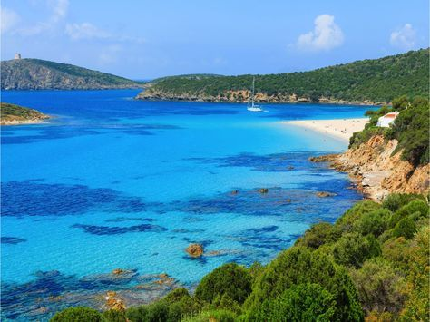 11 Places To Visit On A Trip To Sardinia (in Italy) and Why! - Hand Luggage Only - Travel, Food & Home Blog