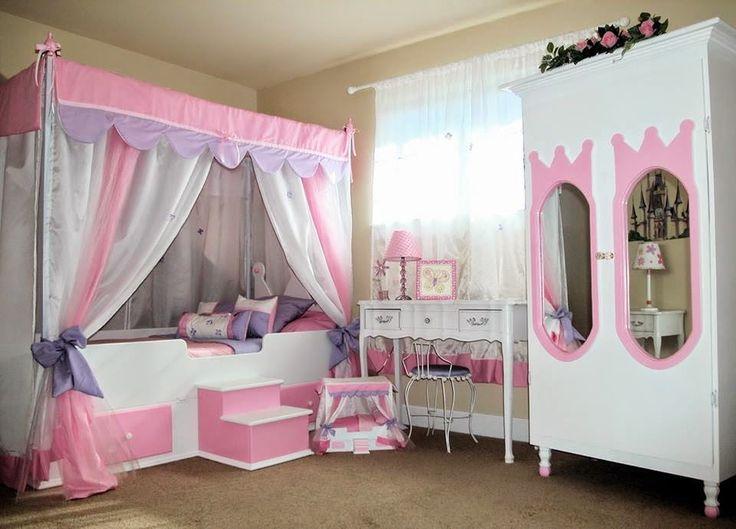 211 best quarto de princesa images on Pinterest | Google search ...
