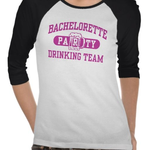 Bachelorette Party Tee Shirt