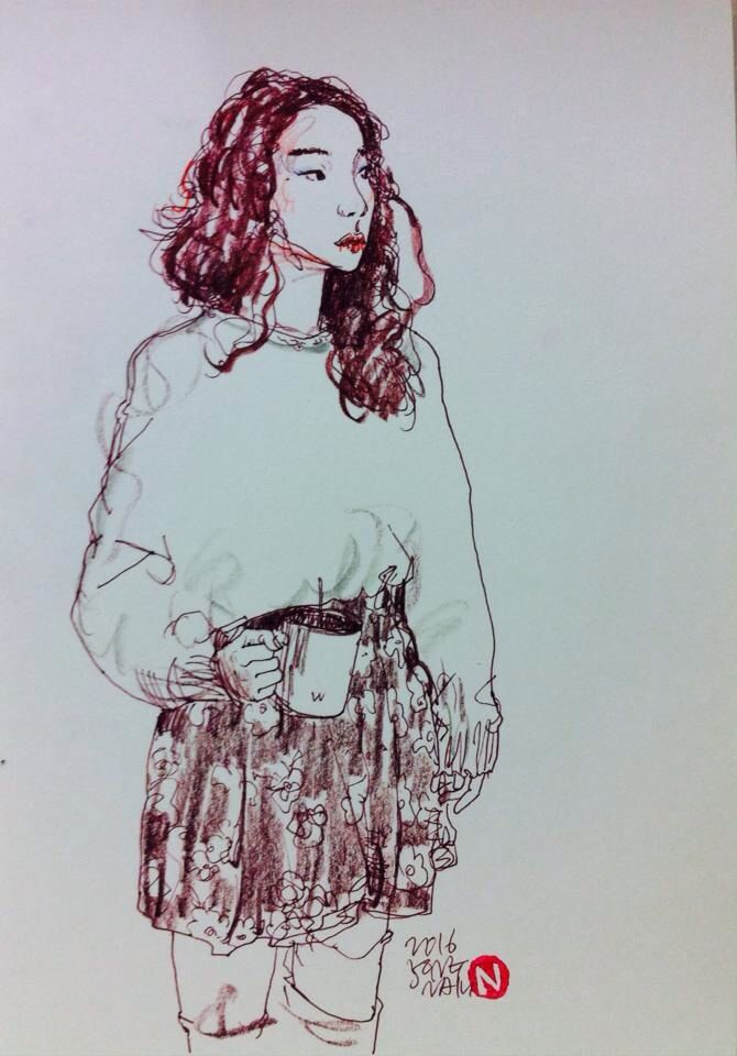 Drawing by yongnam