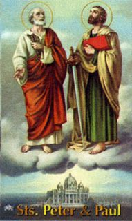 Feast of St. Peter and Paul in Goa