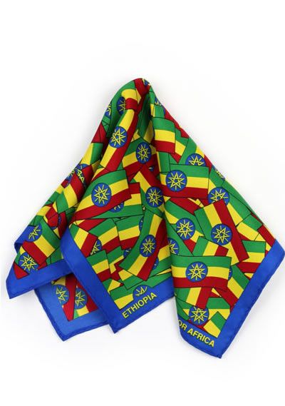 African flag pocket squares: Originally conceived as an accessory for well-dressed men, the pocket square is now empowering women, children and families in Sub Saharan Africa. San Francisco-based Bows-N-Ties has created a limited-edition series of African flag pocket squares and is donating the proceeds from all sales to Aid for Africa.