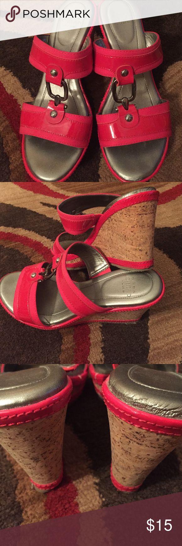 Circa Joan David Luxe Sandals, sz 6 Sexy preowned  sandals, sz 6 Joan & David Shoes Sandals