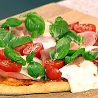 Glutenfri pizza - oppskrift