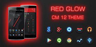 Glow Red CM12 Theme v3.3  Domingo 4 de Octubre 2015.By : Yomar Gonzalez ( Androidfast )  Glow Red CM12 Theme v3.3 Requisitos: 5.0 Descripción: tema Glow CM12 está diseñado para trabajar con el motor del tema CyanogenMod.Glow es una combinación única de acentos oscuros y de color rojo oscuro con botones realistas de efecto increíble resplandor. Es la primera en su clase con textura de fondo en ciertos elementos systemui. Hemos añadido iconos de brillo para el lanzador para que su pantalla de…