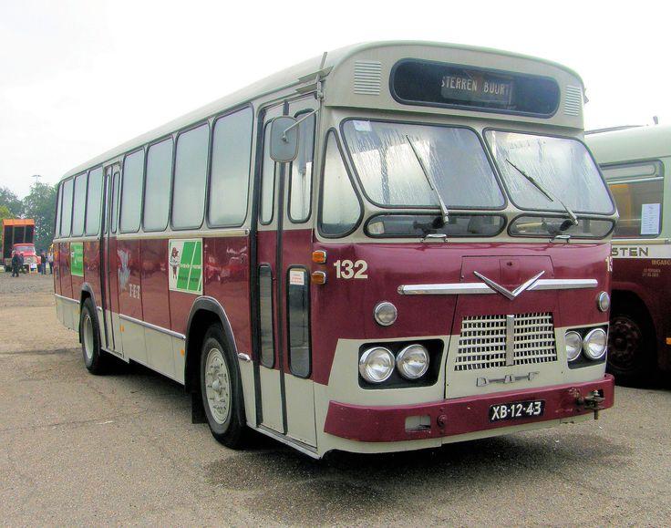 DAF Bus ( ex TET 132 ) | Flickr - Photo Sharing!