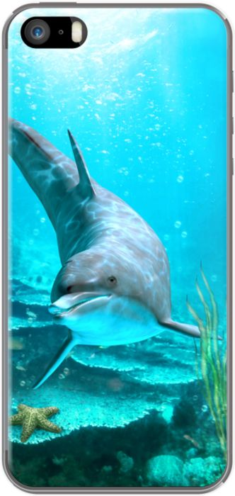 sold at @Kacy Brandon : #DOLPHIN #iphone #case  thanks to the customer!