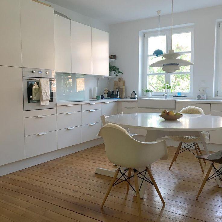 95 besten Drinnen - In der Küche Bilder auf Pinterest Küchen - wasserhahn küche weiß