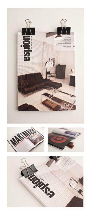 Nice Masthead Magazine DesignMelbourneFinalsEditorial