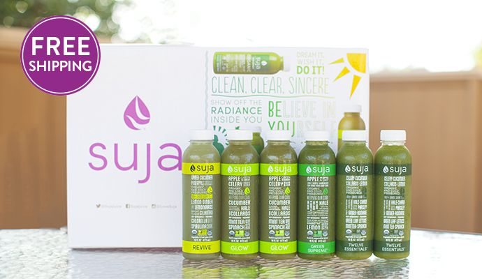 Green Juice Delivery, Green Freak Monthly Subscription
