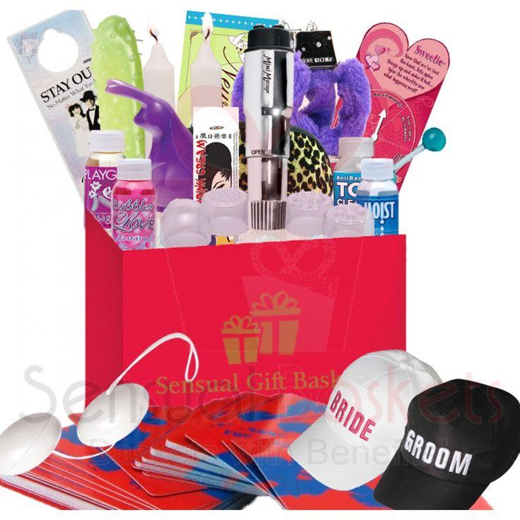 Honeymoon Gift Basket-Medium