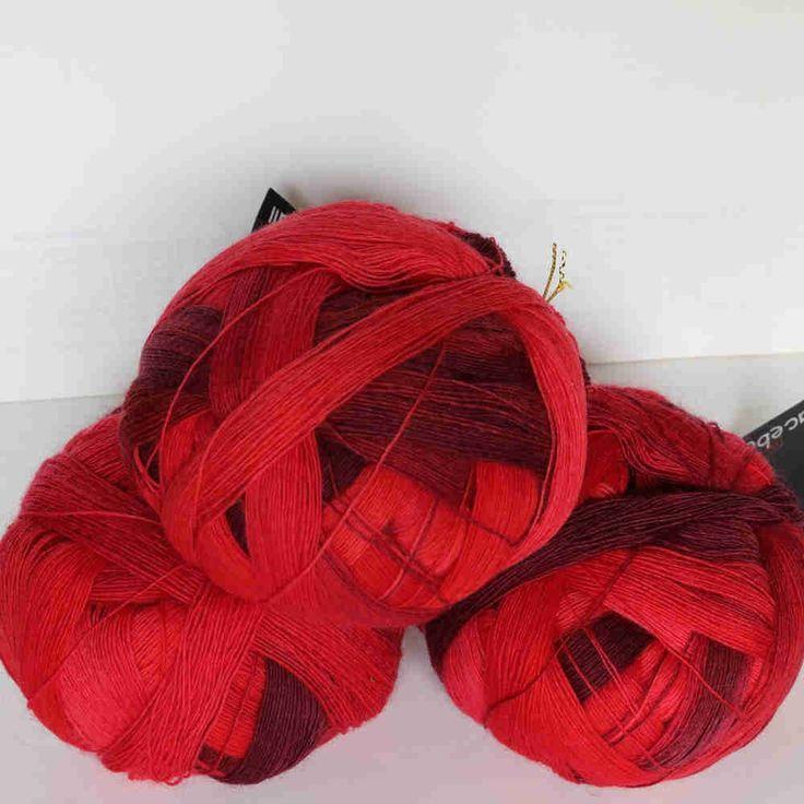 Cranberrys - Zauberball Lace Schoppel-Wolle