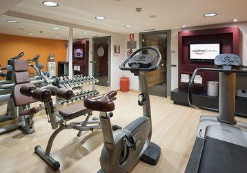 Un espacio completamente equipado para ti.¡Cuidamos tu salud!  www.ilunionalmirante.com