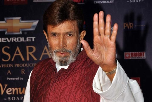 Actor Rajesh Khanna, largely regarded as the first superstar from the #Bollywood industry in #India