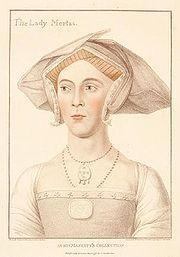Hans Holbein - Lady Leutas