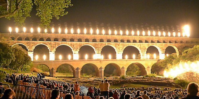 Pas de Live au Pont mais le maintien des grands rendez-vous, avec quelques nouveautés. Dans moins d'un mois, Garrigue en fête ouvrira les feux des festivités au Pont du Gard, lançant...