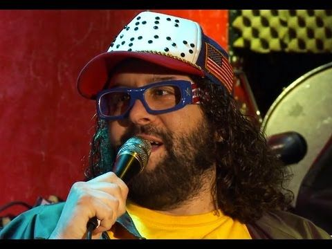 Comic Book Club Live - Comic Book Club discusses comics with Judah Friedlander (30 Rock) and Joe Kelly (Man of Action)