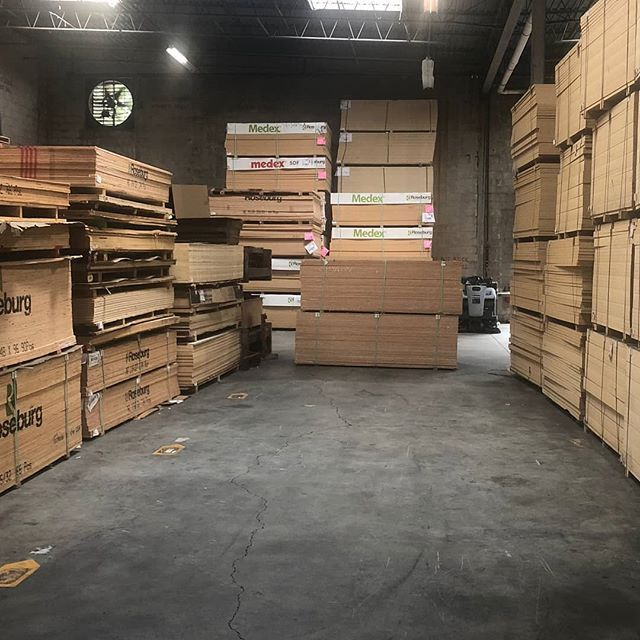 We Re Stocking Up Before The End Of The Year Are You Plywood Wood Woodworking Mdf Veneercore Lumber Purebond Garnica Rose In 2019 Plywood Wood Woodworking