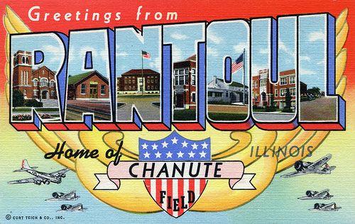 Rantoul, Illinois - Google Search