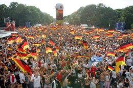 Fanmeile & Co.: Die WM läuft - Wie und wo die Berliner feiern können - Berlin - Berliner Morgenpost