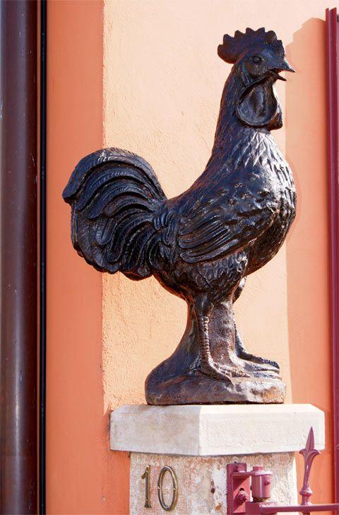 Le coq de Léa - Restaurant miam miam à Bourg en Bresse #coq #gastronomie #food #terroir #modeenfrance