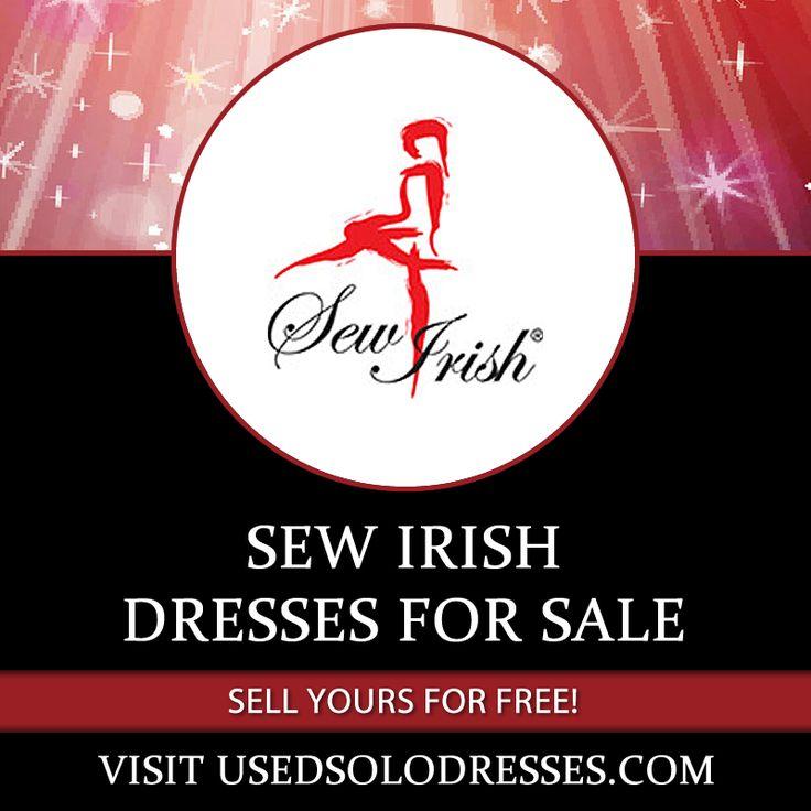 Sew Irish - Irish dance dresses