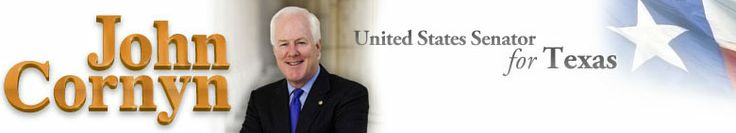 John Cornyn....electronic newsletters get words out to readers