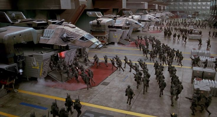 DR-4 Viking - Starship Troopers Wiki - Wikia