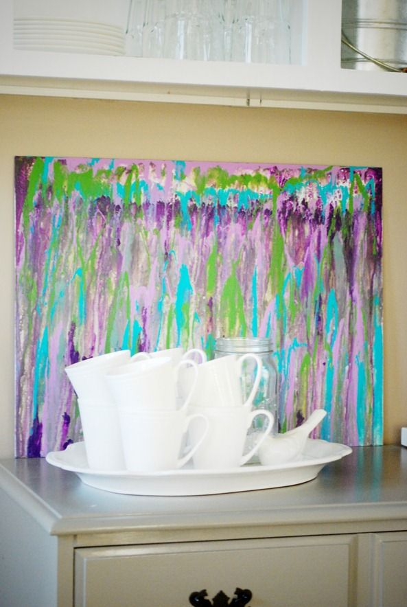 12 Best Images About Drip Painting On Pinterest Abstract