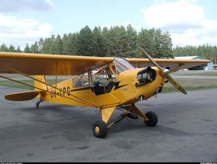 Photos: Piper J-3... Cub Aircraft Pictures | Airliners.net