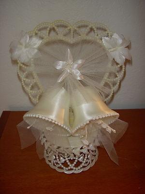 Bells Wedding Cake Tiopper By Pfheil & Holding, 1972