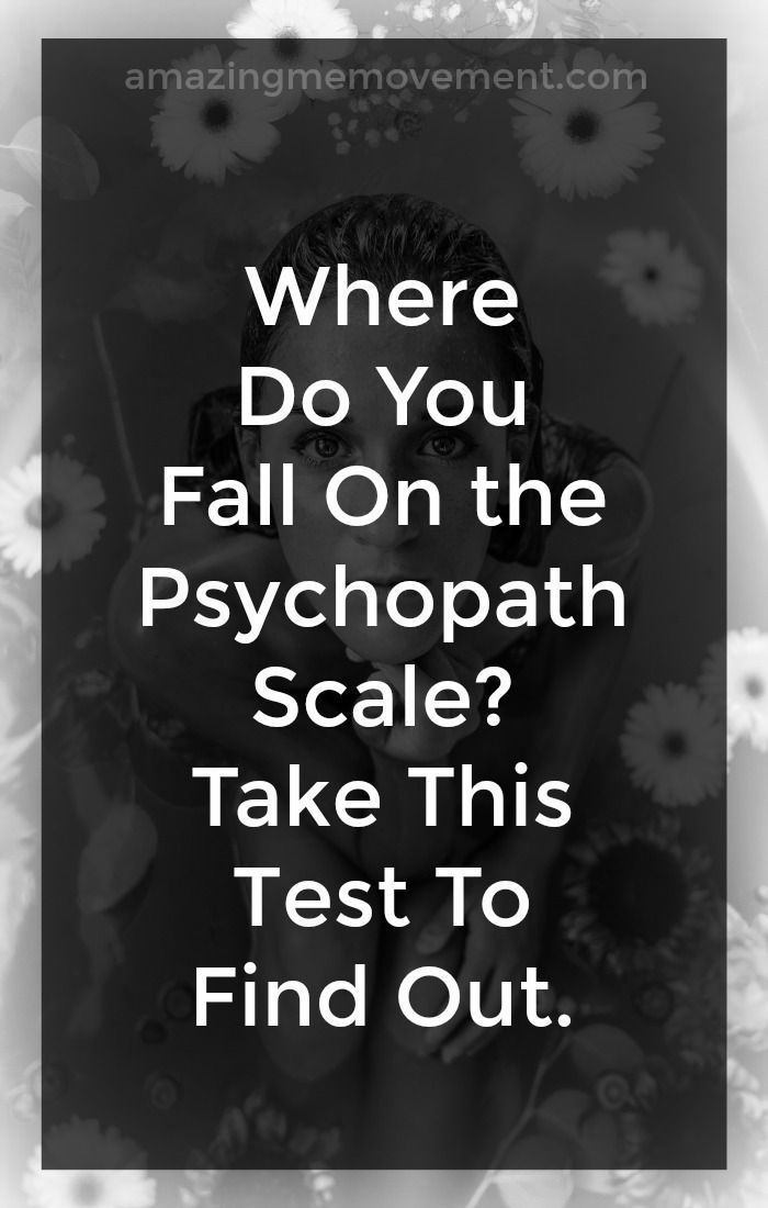 This Unique Visual Test Will Determine Where you Fall on the